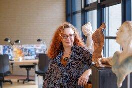 Open dagen in nieuw atelier Erica Kraan-Art 17 & 18 november