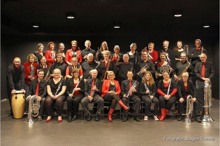 Schagens Harmonie brengt ode aan vermaarde componist in het Scagon Theater