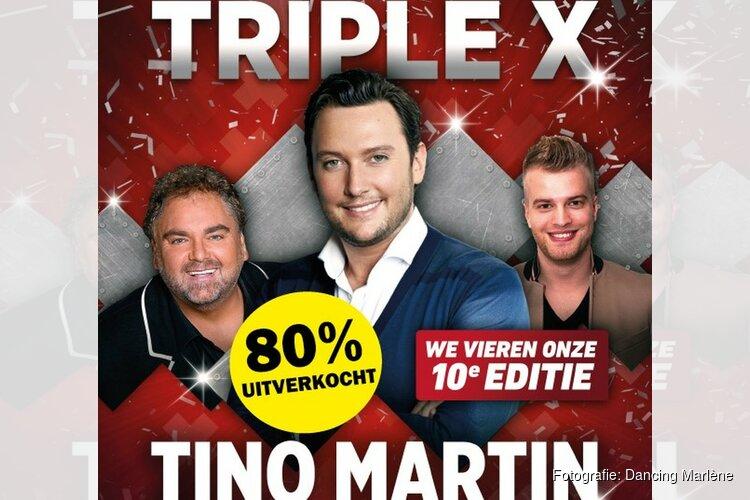 Laatste kans op kaarten voor Triple XXL met Tino Martin