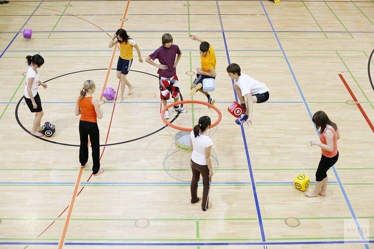 SP wil verplicht drie uur gym per week op basisschool