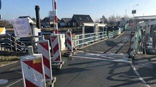 Vaste oeververbinding Burgervlotbrug nog lang geen brug te ver