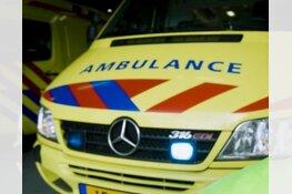 Fietser gewond na botsing met auto in Anna Paulowna